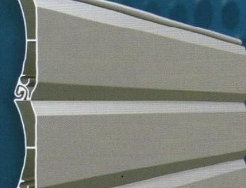 Ρολά αλουμινίου διπλού τοιχώματος